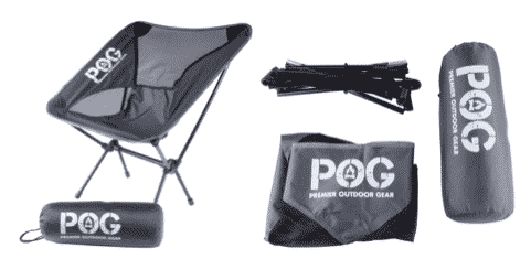 POG Springer Lightweight Camping Chair