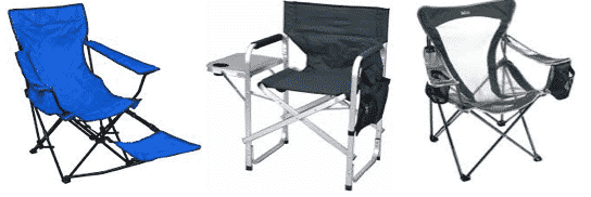 Modern Portable Camping Chairs