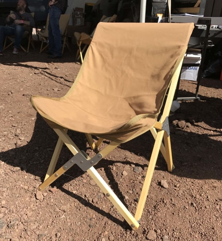 Fenby Camping Chair