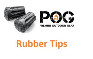 Best Trekking Pole Rubber Tips