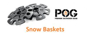 Best Trekking Pole Snow Baskets