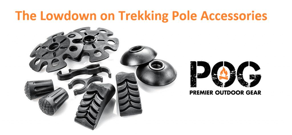best trekking poles accessories